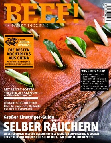 BEEF! - Für Männer mit Geschmack (2): Ausgabe 2/2010