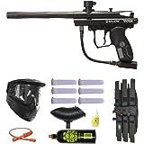 Spyder Victor Paintball Marker Gun 3Skull Mega Set