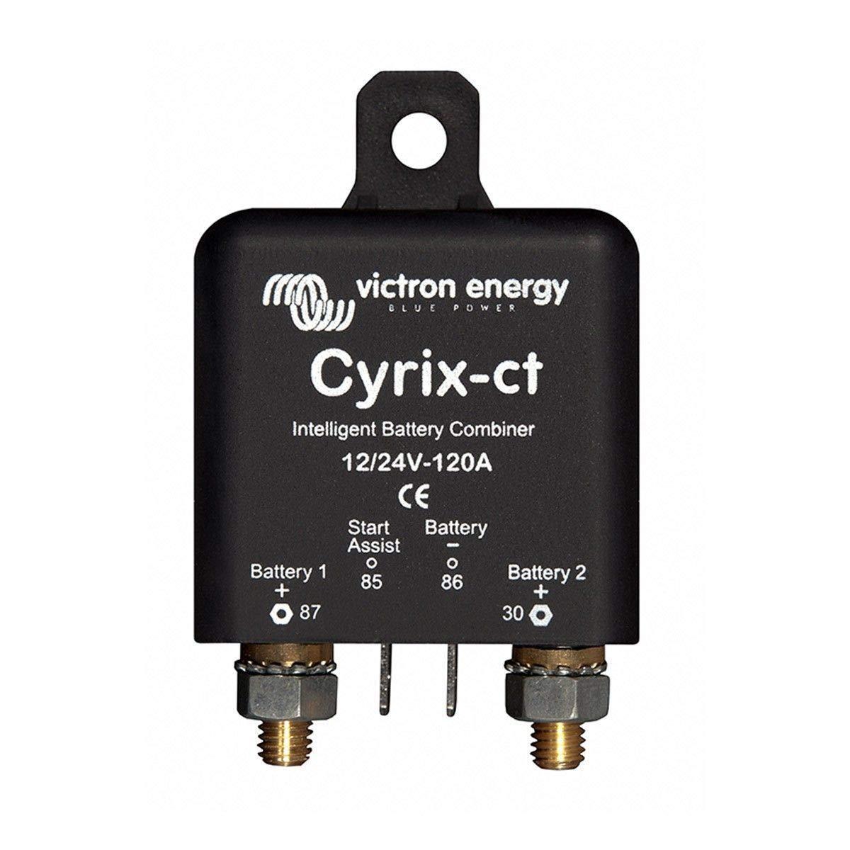 Combinatore di batteria Cyrix 12//24 V 120 A VICTRON