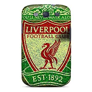 Cute Appearance Cover/tpu ZRV2900dYBo Famous Liverpool Case For Galaxy S3