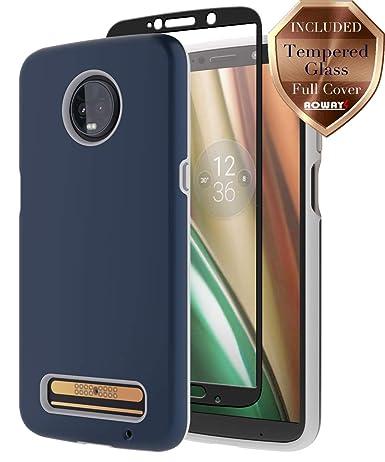 Amazon.com: Moto Z3 Play Case, Moto Z3 Case, Aoways ...