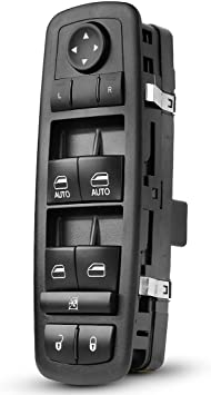 Door Power Master Window Switch For 2009-2012 Dodge Ram 1500 2500 3500 Quad Cab