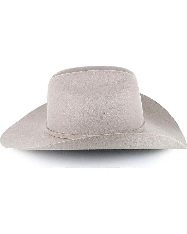 6767fffdce61d Cody James Men s Moab 3X Pro Rodeo Wool Felt Cowboy Hat Silverbelly 7 3 4   Amazon.ca  Clothing   Accessories
