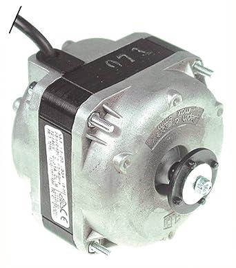 ELCO VNT12-20/334 - Motor para ventilador (230 V, 12 W, 50 Hz, 83 ...