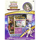Pokemon TCG 80330 Shining Legends Pin Collection-Mewtwo