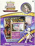 Pokémon Cards POKSM35PINBX Sm3.5 Shining Legends Mewtwo Pin Box