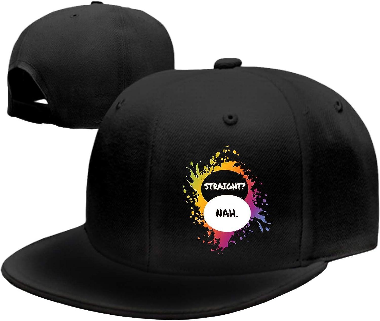Rosventur Men /& Women Cotton Adjustable Cowboy Hat Straight Nah