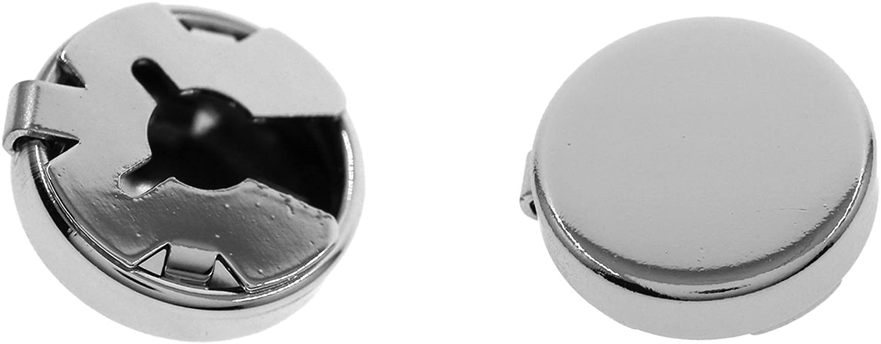 1 pairs 2pcs Inside the 15mm white steel golden gun black and black cyan cufflinks with the French cuff links,A1741-1