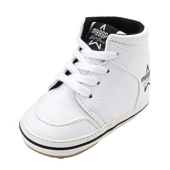 YanHoo Zapatos para niños Correas de bebé Altas para Ayudar a los Zapatos Bebé niña niños