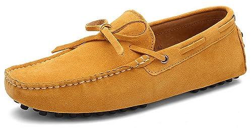 68c2fd4c63537 JOOMRA Mocasines Zapatos para Hombre 38-49  Amazon.es  Zapatos y  complementos