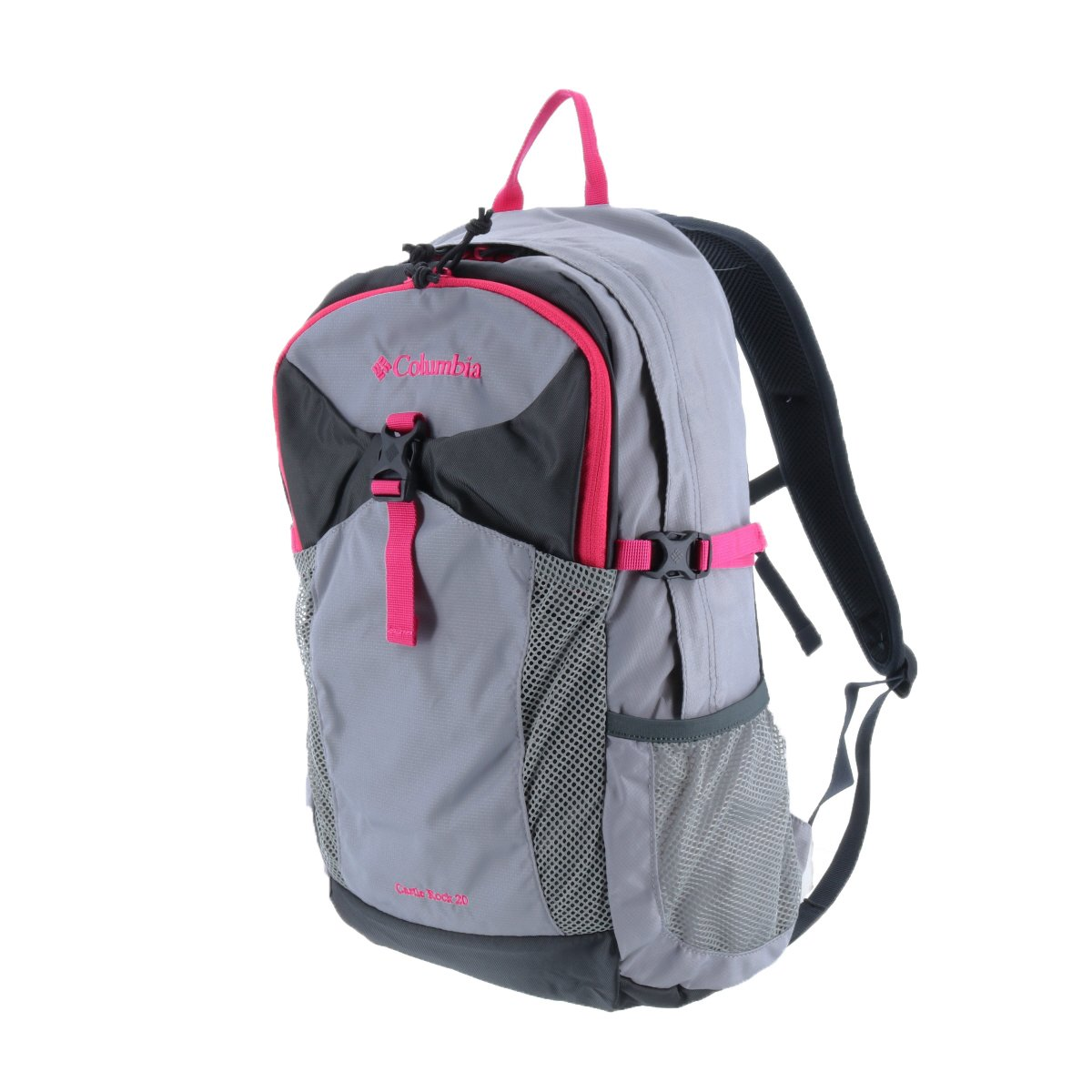 (コロンビア) Columbia リュックサック デイパック [Castle Rock 20L Backpack II] B07CLJK7Y4 3.コロンビアグレー 3.コロンビアグレー