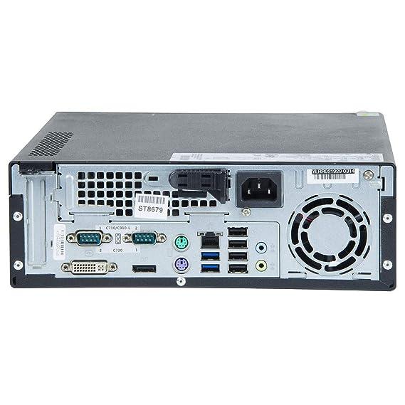 PC Fujitsu C710 USFF Intel Core I5-3470/8GB/240GB SSD/Win 10 Pro ...