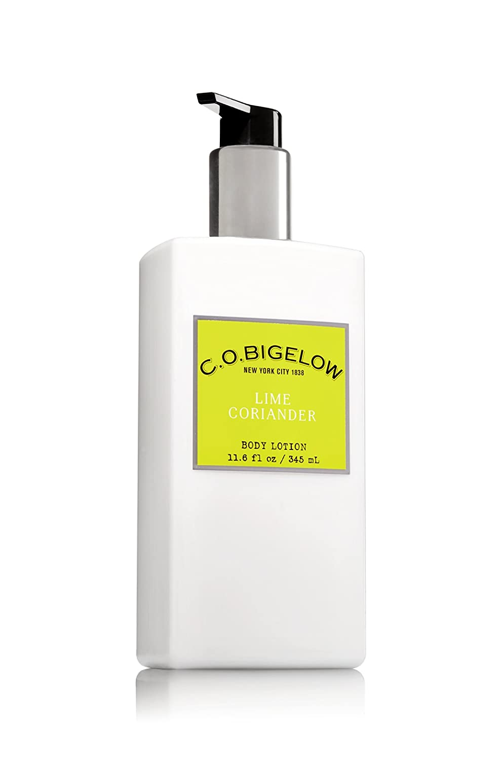 C.O. Bigelow Bath and Body WorksLime Coriander Body Lotion 11.6 Ounce Full Size Pump Bottle