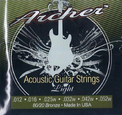20 Bronze Acoustic Bass - 9