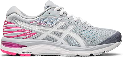 ASICS Gel-Cumulus 21 Women's Running Shoe, Piedmont Grey ...