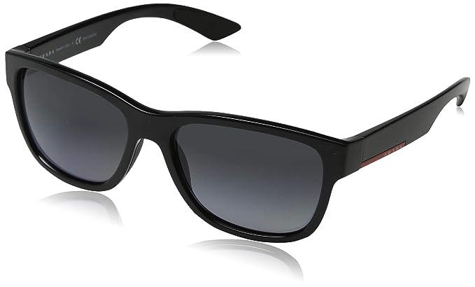 aebae7e64407b Prada Linea Rossa Men s PS 03QS Sunglasses 57mm at Amazon Men s ...