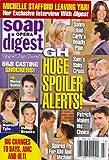 Kelly Monaco, Kristen Alderson, Chad Duell, General Hospital, Darin Brooks, Rena Sofer, Michelle Stafford - June 10, 2013 Soap Opera Digest Magazine