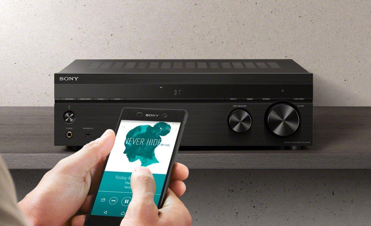 Invio audio streaming - Sony STR -DH190