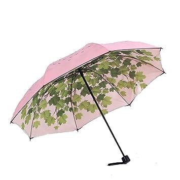 Paraguas - A Prueba De Viento Marco Reforzado Para Probar Vientos De 60 Mph Apertura Y
