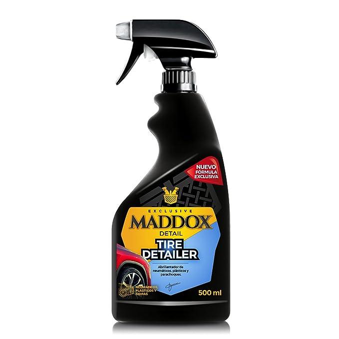 Maddox Detail 10102 Tire Detailer - Abrillantador De Neumáticos Y Gomas De Exterior, 500 ML: Amazon.es: Coche y moto