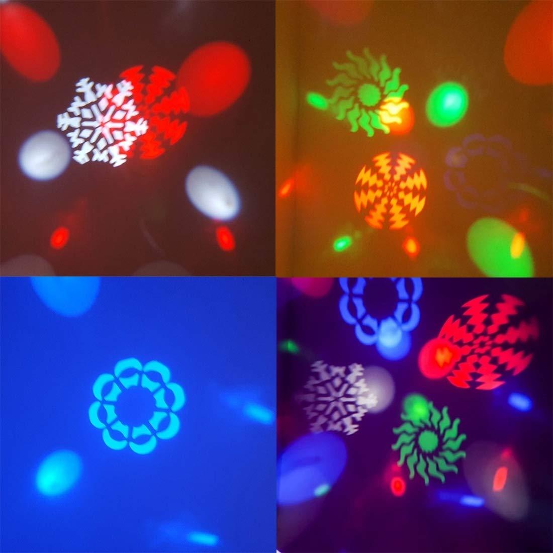 stage lighting 30W Mushroom Magic Ball LED Crystal Light, Master/Slave / DMX512 / Auto Run/Sound Control Modes, AC 220V by stage lighting (Image #7)