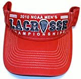 NCAA 2010 Lacrosse Championships Adidas Visor - Osfa - W635Z