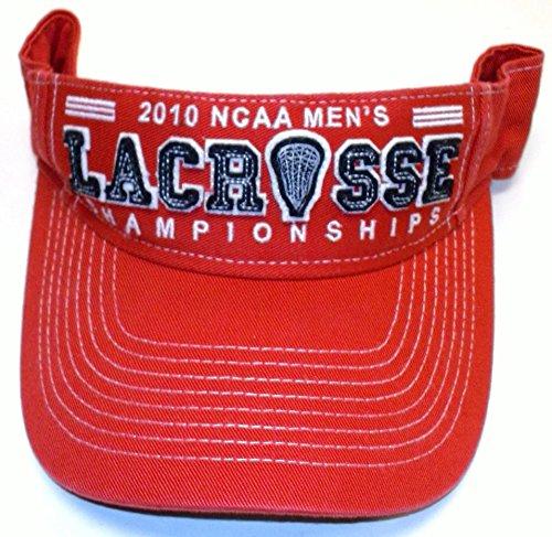 NCAA 2010 Lacrosse Championships Adidas Visor - Osfa - W635Z by adidas