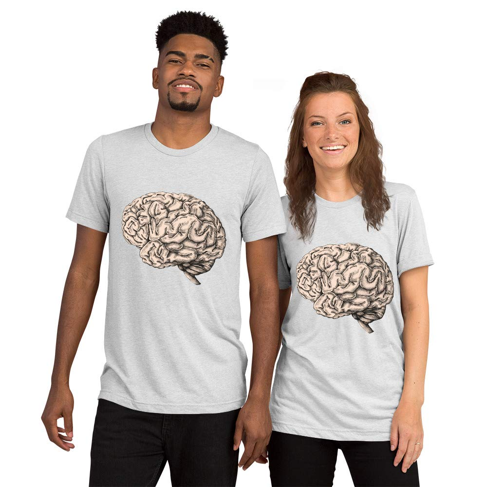 Brain Design Tee
