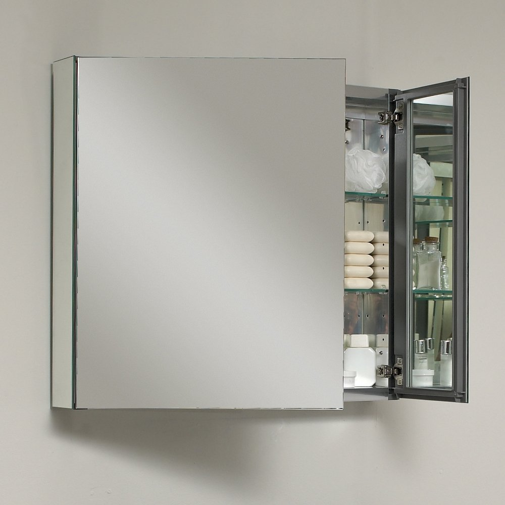 amazoncom fresca bath fmc  wide bathroom medicine cabinet withmirrors home improvement. amazoncom fresca bath fmc  wide bathroom medicine cabinet