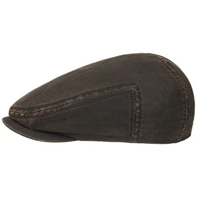 7591f8ad1 Stetson Old Cotton Flat Cap Ivy hat
