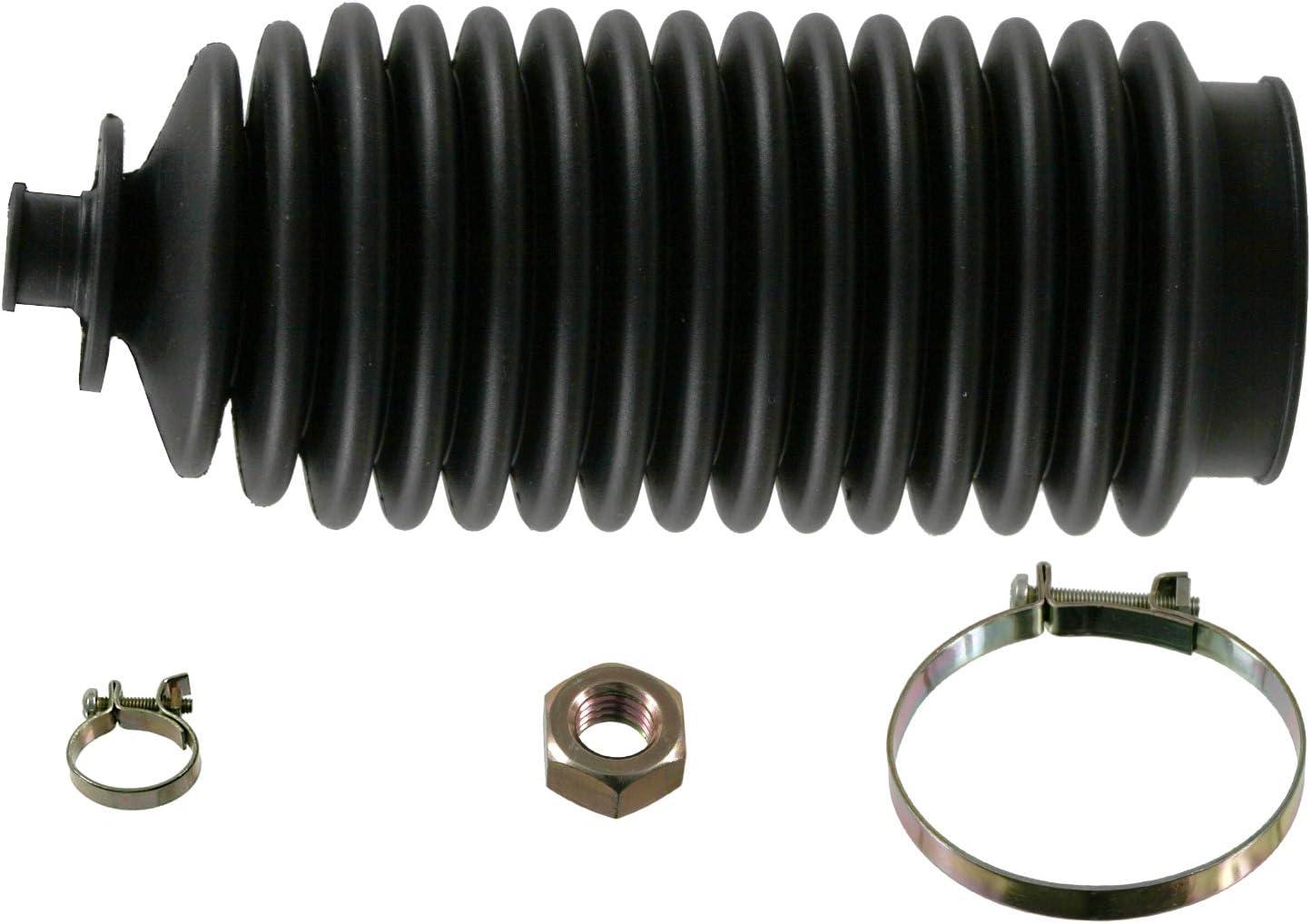 New Febi Bilstein Kit 2 x Car Steering Rack Boot Kit Genuine OE Quality 43552/_I