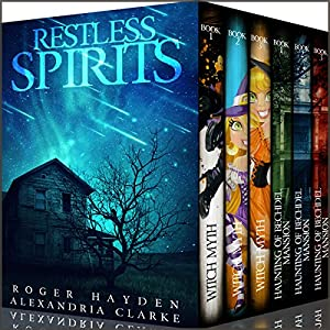 Restless Spirits Super Boxset Audiobook