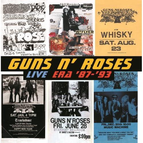 Live Era 87 93 Guns Roses