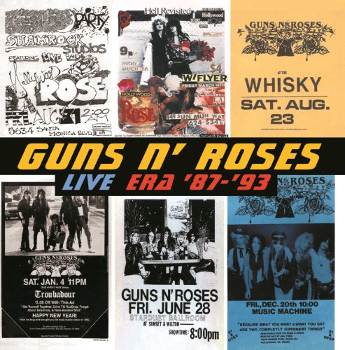 Sweet Child O' Mine (Live In Paris / 1992) (Gun N Roses Sweet Child O Mine Live)