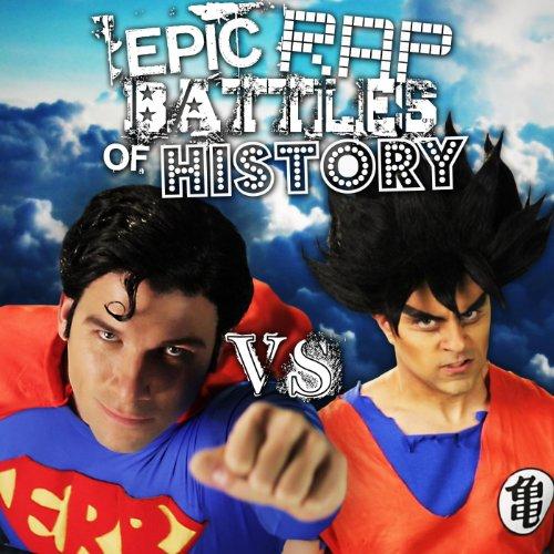 Superman Hip Hop - Goku vs Superman [Explicit]