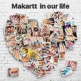 Makartt Zebra Nail Files 100 180 Grit for Poly Nail
