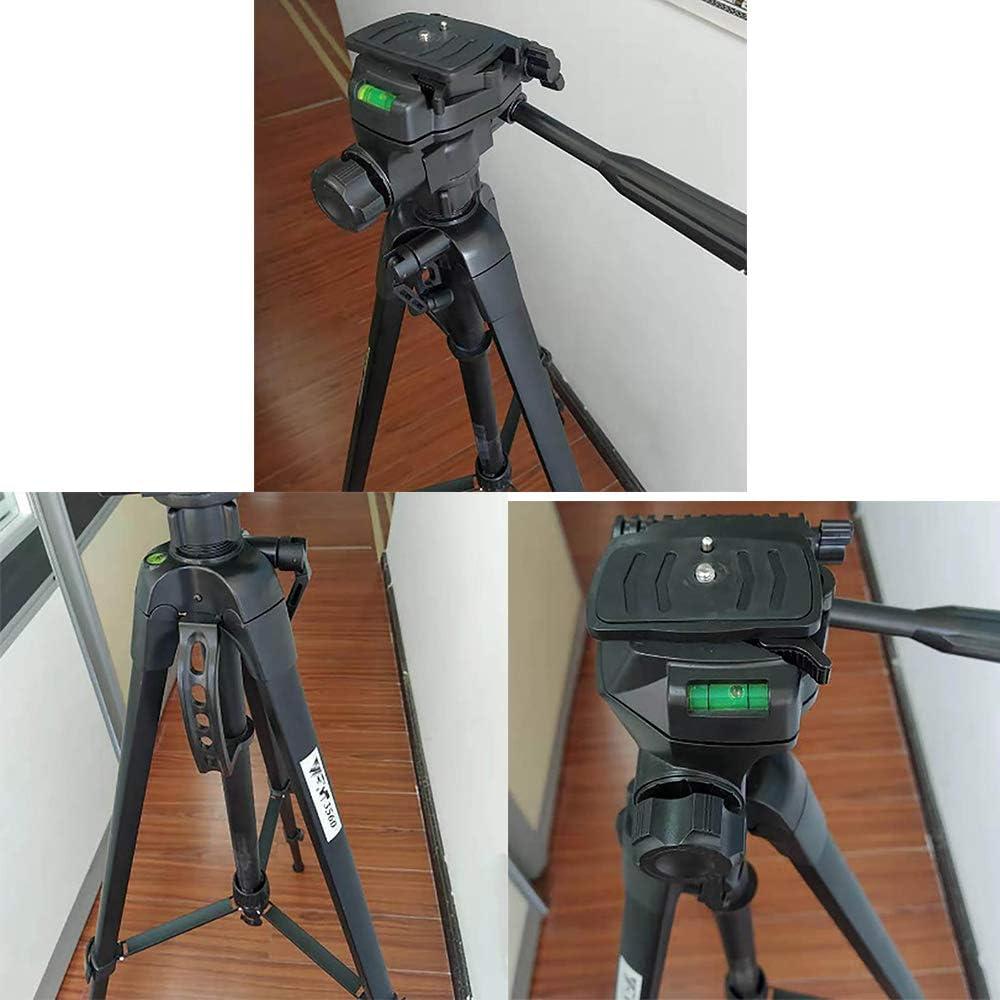 DOTXX Professional Spotting Scope Tripod 25.9-66.14 Inch Compact Lightweight Big Aluminum Tripod with Carry Bag