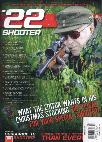 .22 Shooter Magazine (December 2012)