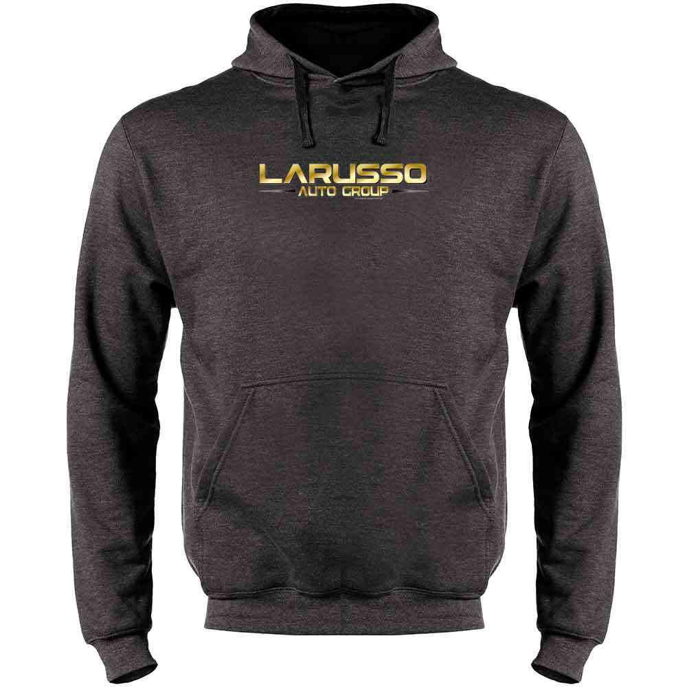 LaRusso Auto Group Cobra Kai Logo Mens Fleece Hoodie Sweatshirt