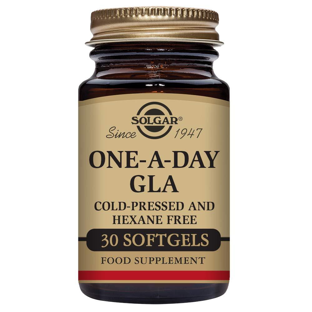 Solgar GLA 150 Mg - 30 Cápsulas de Gel: Amazon.es: Salud y cuidado personal