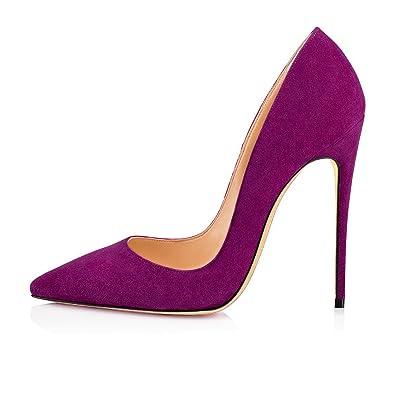 uBeauty - Escarpins Femmes - Chaussures Stilettos - Talon Aiguille - Grande  Taille - Chaussures Femme f6829134df3a