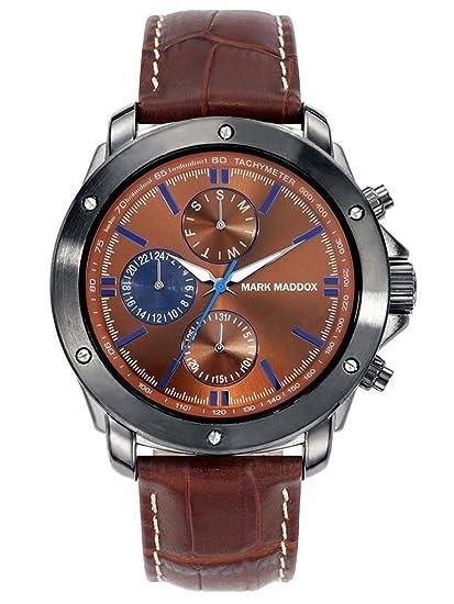 Reloj Mark Maddox hc7001 – 47 Hombre multifunciãn
