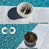 AquaBeacon 30 Pack Pool Skimmer Socks - Ultrafine