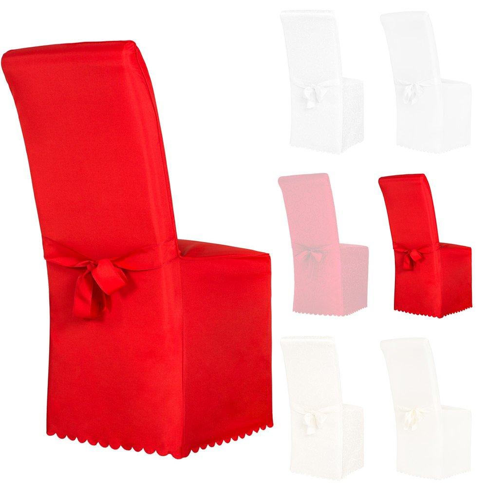sedia rivestimento tessuto caffe: psm sedie. tectake coprisedie ... - Sedia Rivestimento Tessuto Caffe
