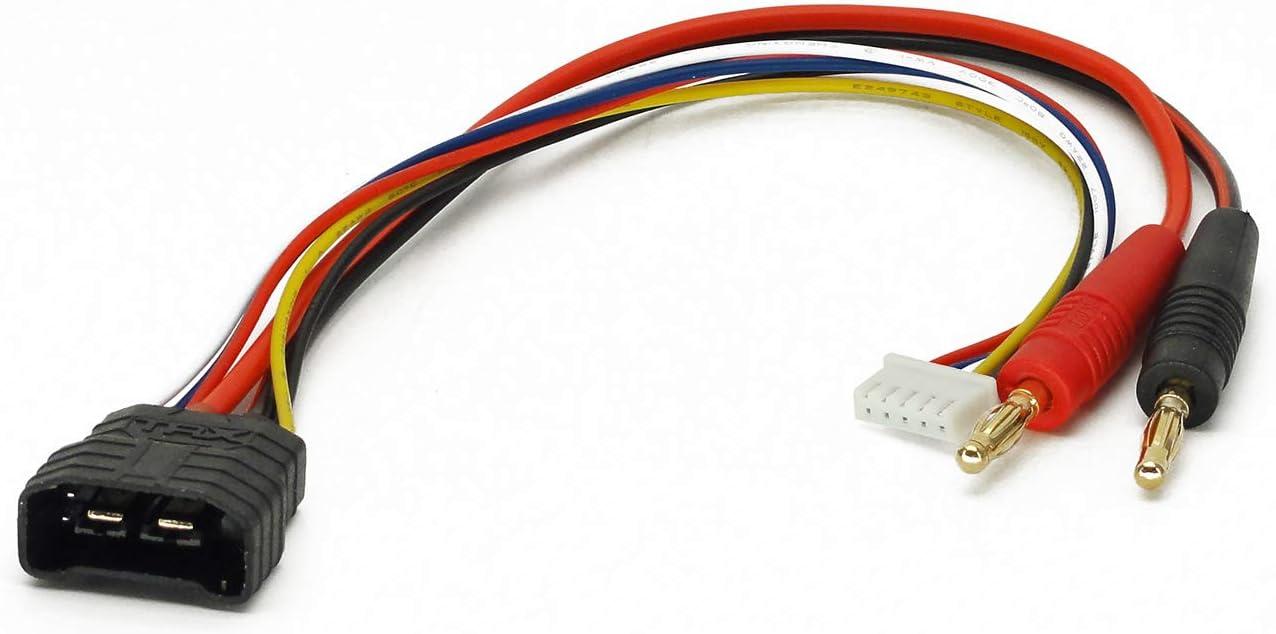 4mm Bullet Banana to Tamiya Female Lead Wire /& JST-XH Balance Plug LiPo Battery