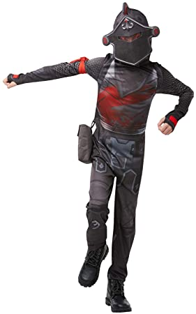 Fortnite-300199-TW Disfraz Black Knight, Multicolor (Rubies 300199-TW)