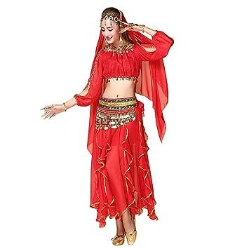 Gtagain Disfraces Mujeres Danza Traje - Danza del Vientre ...