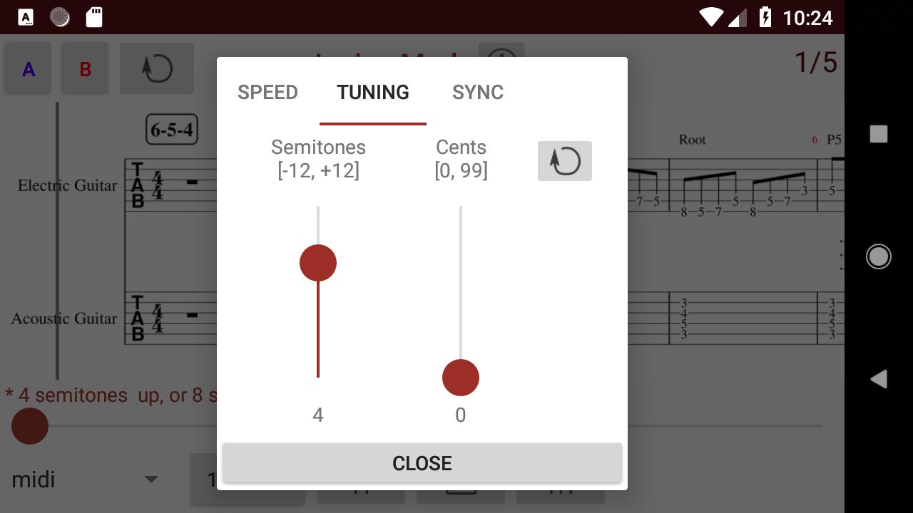 Guitarra Intuitiva - Modos de la Escala Mayor: Amazon.es: Appstore ...