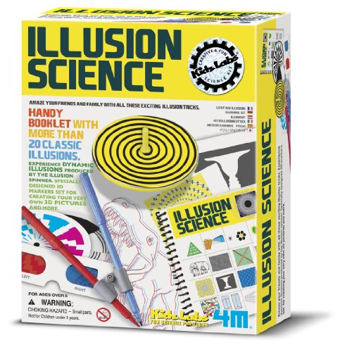 4M 3473 Illusion Science product image