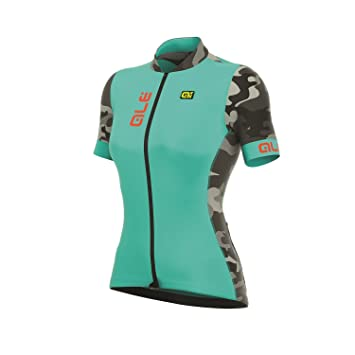 Ale PRR 2.0 Ventura Short Sleeve Jersey (Womens) (SS17) - Turquoise ... 3acc0c0bc